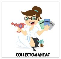 CollectorGirl by JK-Antwon
