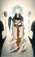 jadis the white witch by unded