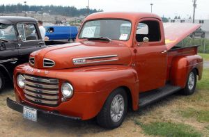 1949 Ford F-1 Pickup by Photos-By-Michelle
