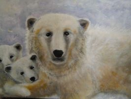 polar bear5 by dlockett2
