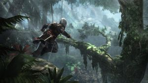 Assassin's Creed 4 Jungle Wallpaper by lam851