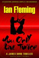 'You Only Live Twice' audio book cover by PaulBaack
