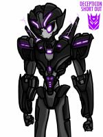 Transformers Prime: Short Out by Mystic2760