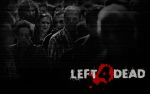 L4D Zombie Wall by R8zr