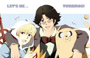 .: WERE TURBROS :. by Radical-Rhombus-XD
