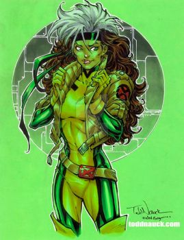 Rogue by ToddNauck