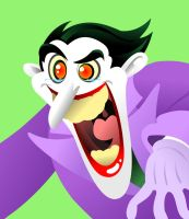 The Joker. by scootah91