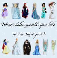 What dolls should I do next year? by lulemee