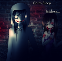 Go to Sleep Isidora... by xXFinalTimeXx