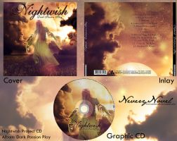 Progect Cover CD Nightwish by Neveryph