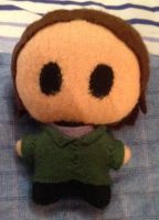 Supernatural: Sam Winchester Plushie by Jack-O-AllTrades