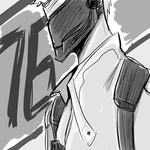 Sketchy 76 by musicanddrawing