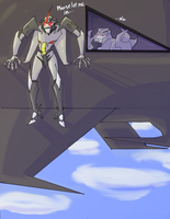 Transformers Prime Meets Up by caboosemcgrief