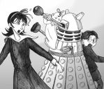 Very Ferocious Dalek by Arkham-Insanity