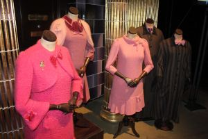 Costume Selection: Umbridge and Yaxley by Skarkdahn