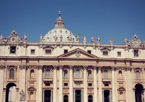 St. Peter's Basilica by cloe-patra