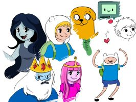 My Adventure Time by J-u-h
