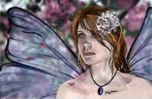 Christian the Blossom Fairy by freakingfabulous