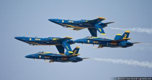 Blue Angels by floggerSG