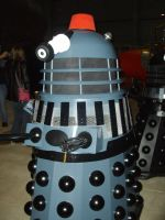 Daleks Approve of The Fez by lunamaxwell