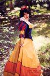 Snowwhite and the sevend warfs by LeydaCosplay