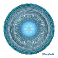 Seed of Life - FOL 55 by ScottyVineArt