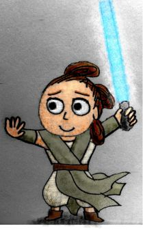 Cartoon Rey by Incandescent-Panda