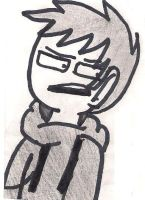me in eddsworld style by Ochimaru-das