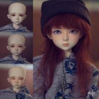 Little Frei's Christmas Face-up 2014 by Ylden