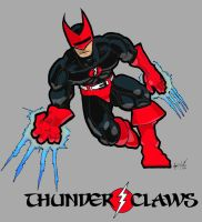 Thunder Claws by Crafty-Jack