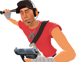 TF2- Scoot ID by CutiepieSpecter