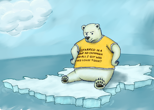 Down and Out in The Arctic by naught101
