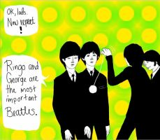 The Most Important Beatles by AlexZandraLeigh