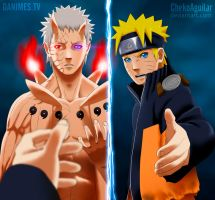 Naruto Manga 653: You can stop running by ChekoAguilar