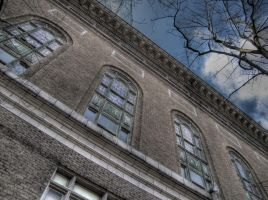 Building Watertown HDR by Lectrichead