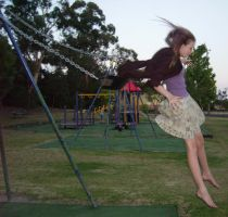 Swing Set 06 by faceless-stock