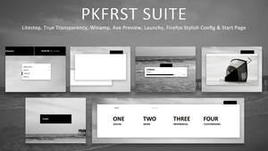 PKFRST SUITE by cathycatchy