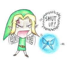 Shut Up Navi by teliiii