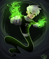 Danny Phantom by cinash