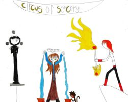 circus of sorcery by longshot09