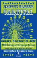Career Carnival Poster by art860
