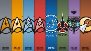 Star Trek Wallpaper Pack by digitalchet