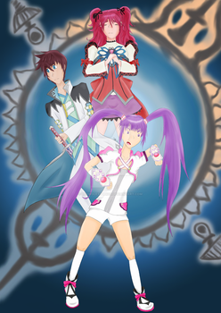 Tales of Graces by RedWolfStudios