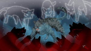 FanArt-Jayfeather by gamePHASER