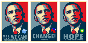 The Real Obama Posters by Party9999999