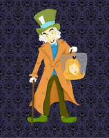 HatterBox Ghost by Kmou
