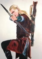 legolas of mirkwod by montiz-chan
