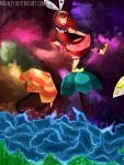 Umbrella UnderBrook accident by mxkaley