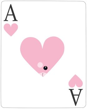 Ace of Hearts by phirecracker