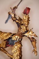 Ornstein Sculpture close up by MichaelEastwood